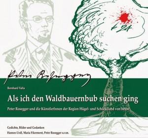 Cover des Rosegger-Buches als ich den Waldbauernbub suchen ging