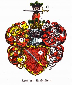 Kreß von Kreßenstein Wappen