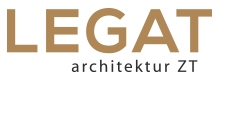 Logo Legat architektur ZT