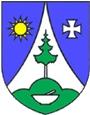 Link zur Homepage der Marktgemeinde Laßnitzhöhe, Wappen der Marktgemeinde Laßnitzhöhe