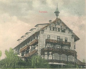 Kurhaus Laßnitzhöhe um 1910