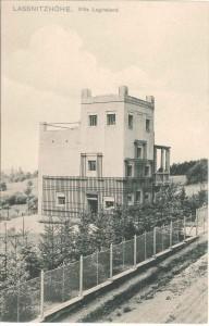 Villa Luginsland 1907 in Meine Heimat Hügelland