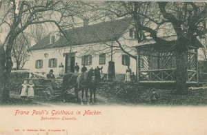 Gasthof Römerwirt 1896