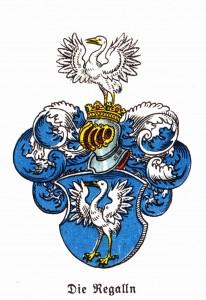 Heraldik ein Beispiel