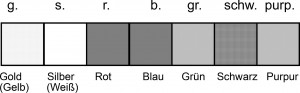 Wappenfarben