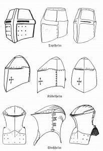 Helmtypen