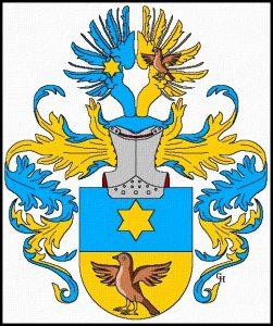 bürgerliche Wappen: die Familie Tautscher