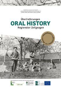 Cover Begleitbuch Oral History