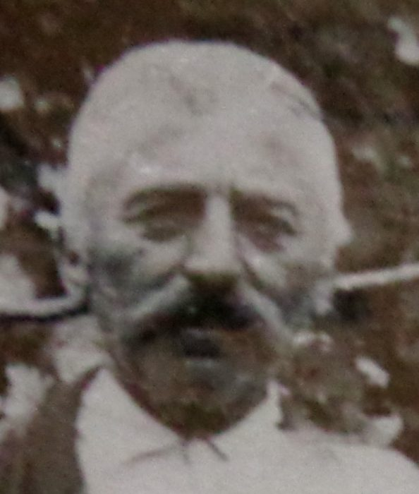 Bürgermeister Josef Liebmann