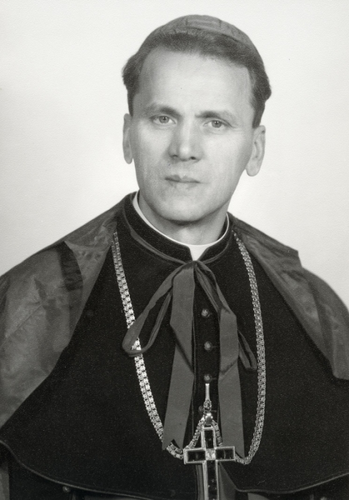 Bischof Josef Schoiswohl