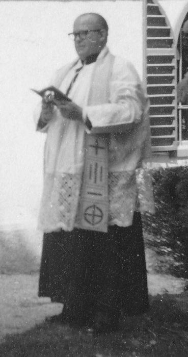 Pfarrer Johann Kogler