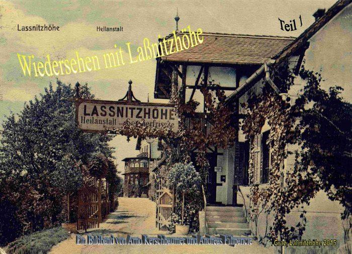 Cover Bildband Wiedersehen mit Laßnitzhöhe