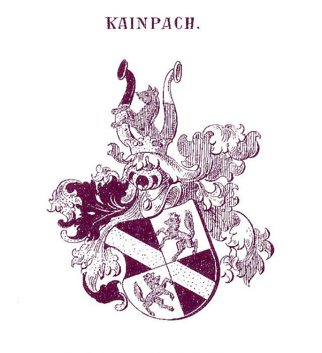 Wappen der Eder zu Kainbach