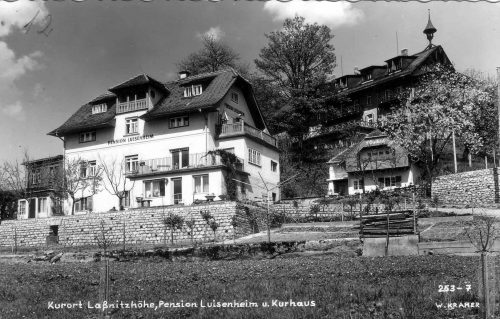 Luisenheim um 1933