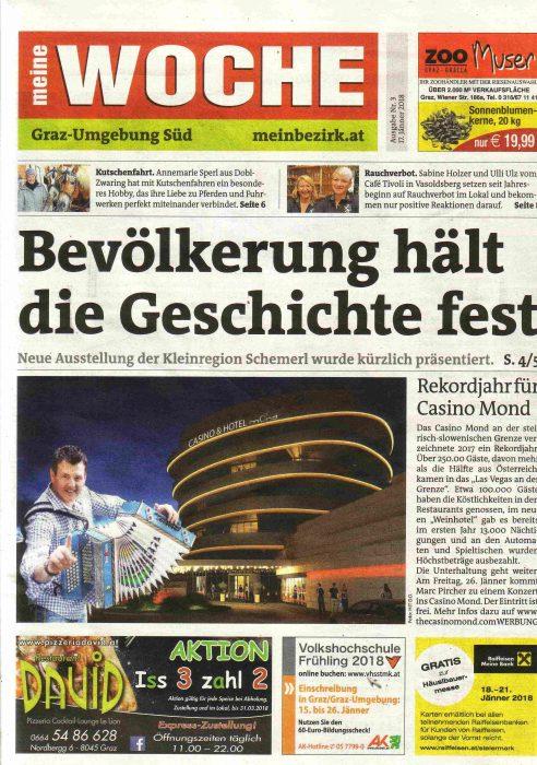 Titelblatt der Woche Graz-Umgebung-Süd