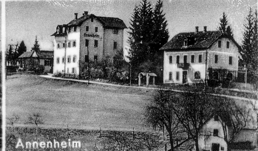 Annenheim und Pension Wulz in Laßnitzhöhe
