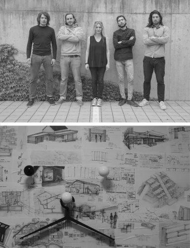Arch. DI Martina Legat mit Team