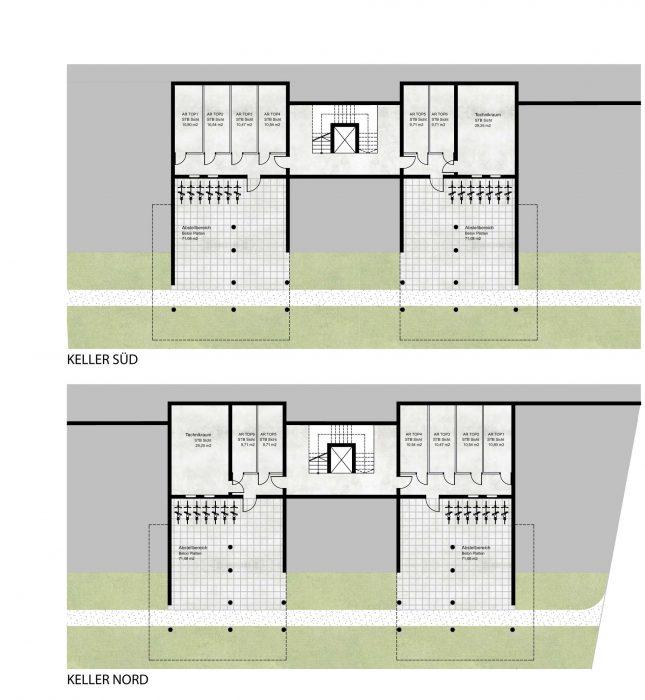 Tiefebene Terrassenwohnungen Laßnitzhöhe
