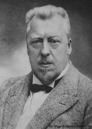 Dr. Hugo Eckener (1868-1954)
